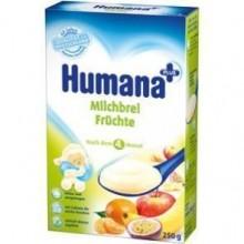 Humana Cereale cu fructe 250 g