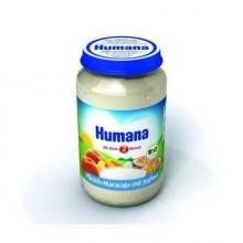 Humana Piure de piersici maracuja iaurt 190 gr