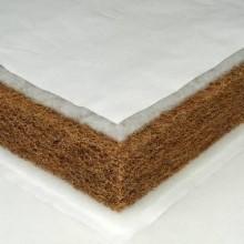 Saltea din cocos plin 140x70x6 cm Danpol