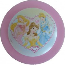 Plafoniera rotunda Princess