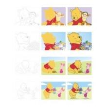 Set pictura Winnie Disney