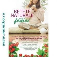 Retete naturale pentru femei - Editura ALL