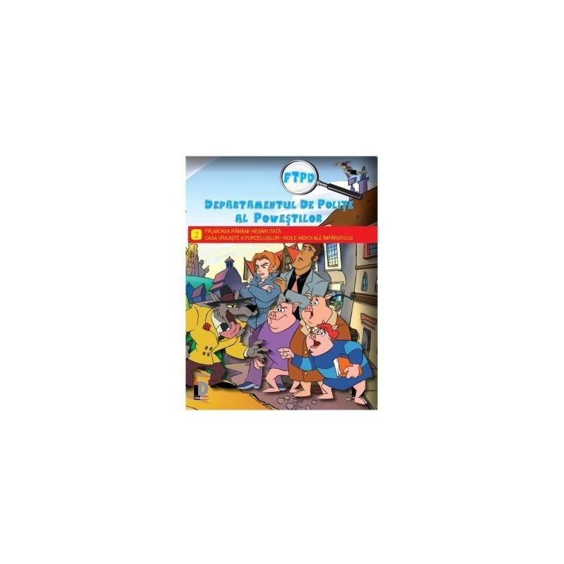 Departamentul de politie al povestilor 2 DVD