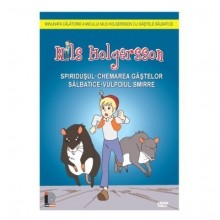 Nils Holgersson vol1- DVD
