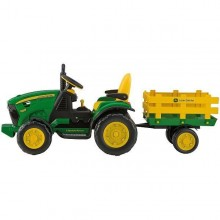 Tractor electric Peg Perego John Deere Ground Force
