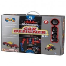 Joc de constructie Zoob car designer ZOOB
