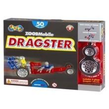 Joc de constructie Zoob Dragster - ZOOB