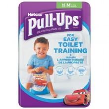 Chiloti antrenament olita Pull Ups Huggies M (10-18kg) baieti