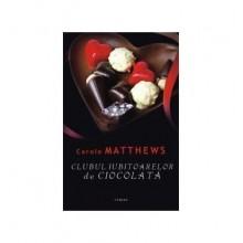 Clubul iubitoarelor de ciocolata Editura ALL