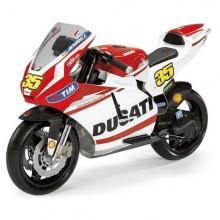 Peg Perego Motocicleta Ducati GP VR