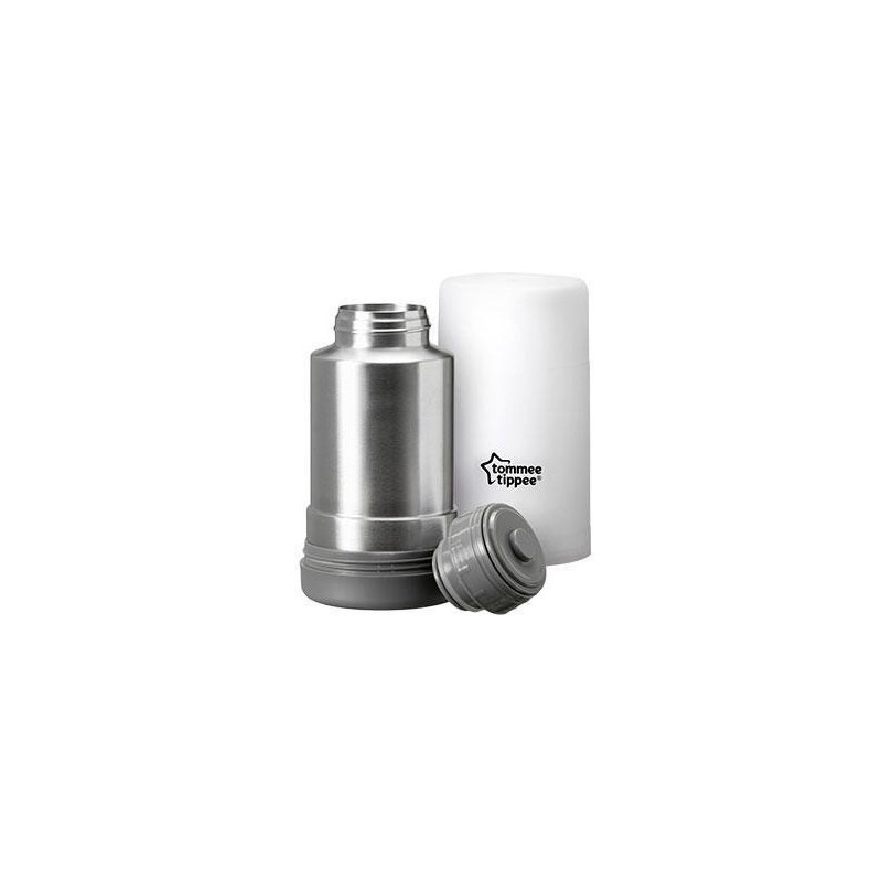 Termos inox si Incalzitor Tommee Tippee Closer to Nature