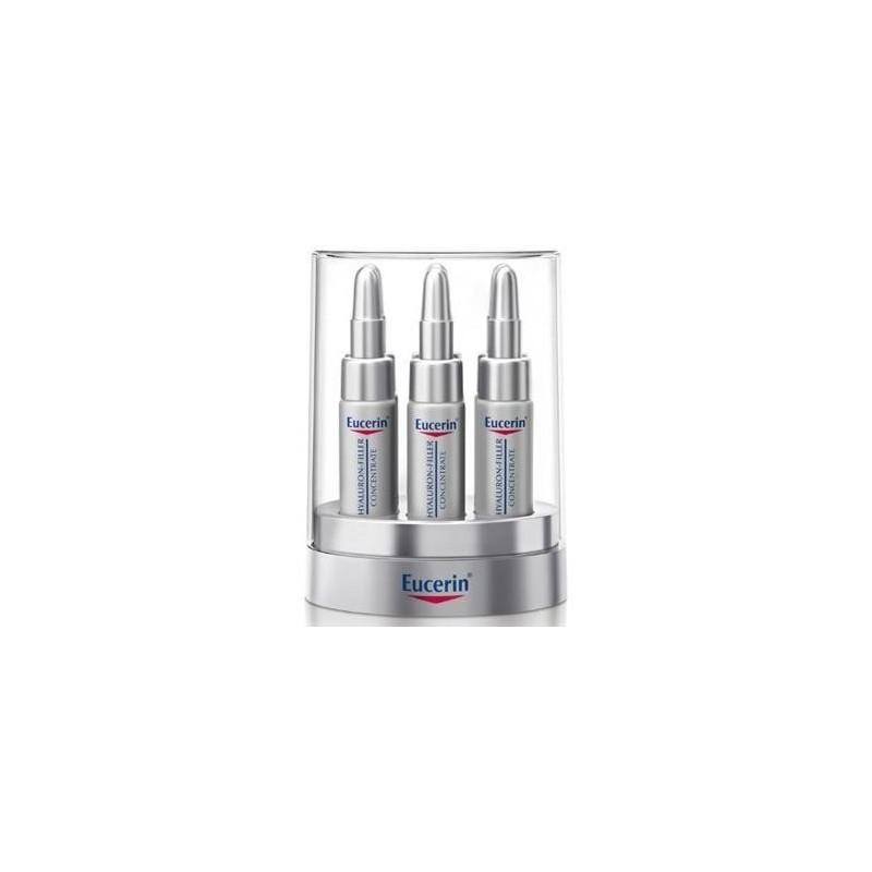 EUCERIN Hyaluron Filler serum concentrat 6x5 ml