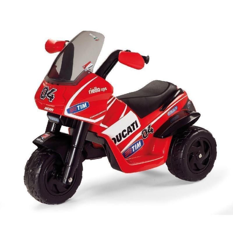 Motocicleta Ducati Desmosedici Rider VR Peg Perego
