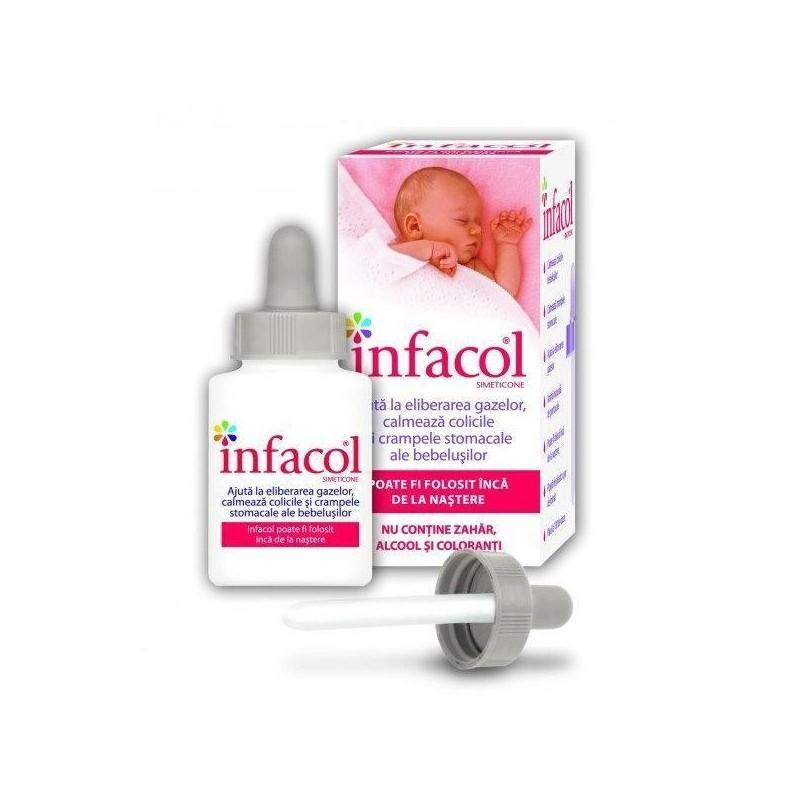 Infacol picaturi colici bebelusi 50 ml