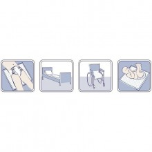 Cearceafuri absorbante protectie pat Seni soft 90x60 -30buc