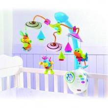 Carusel muzical cu lumina de veghe Tiny Love