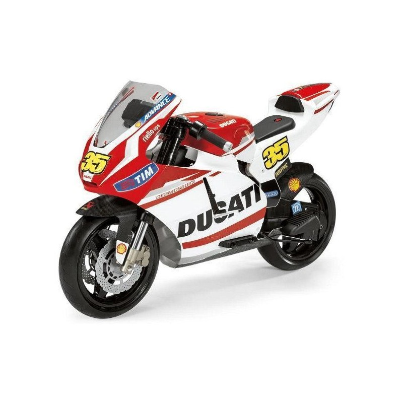 Motocicleta Ducati GP VR Peg Perego