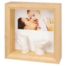 Amprenta mulaj rama foto Foto Sculpture Frame Baby Art