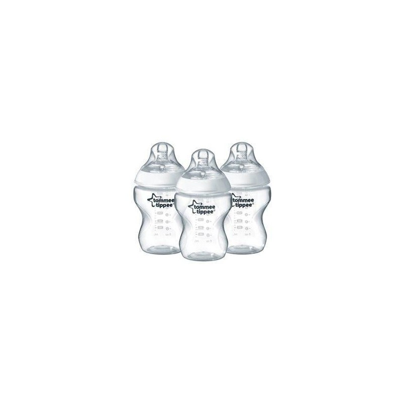 Biberon anticolici Tommee Tippee 3x260ml