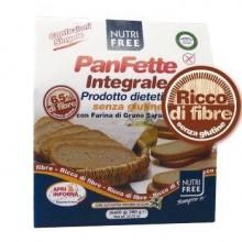 Panfette integrale Felii de paine fara gluten NUTRIFREE