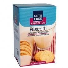 Biscuiti aproteici pentru diabetici NUTRIFREE