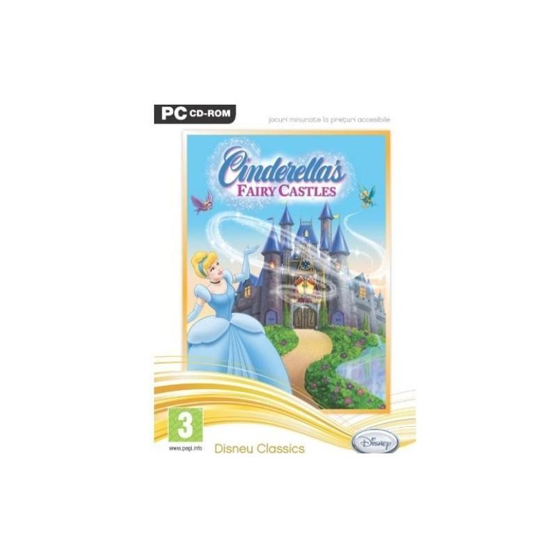 Joc PC Cinderella Fairy Casteles