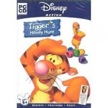 Joc PC Tigger Honey Hunt  Action