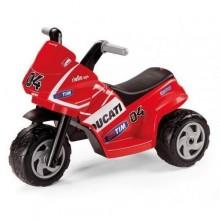 Tricicleta electrica Ducati Mini Peg Perego