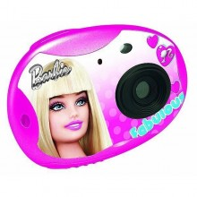 Camera digitala Barbie Lexibook DJ015BB