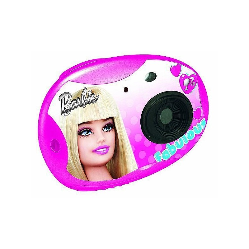 Camera digitala Barbie Lexibook DJ015BB