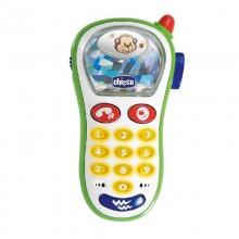 Chicco Telefon cu vibratii si aparat foto 6m+
