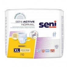 Chilot Seni ACTIVE Normal Extra Large Nr 4 10 buc