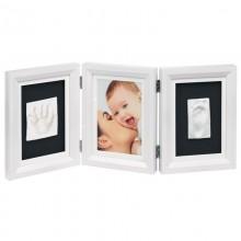 Double foto amprenta Double Print Frame clasic Baby Art