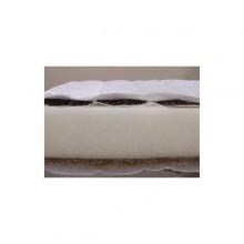 Saltea cocos-burete-hrisca 120x60x9 cm Danpol