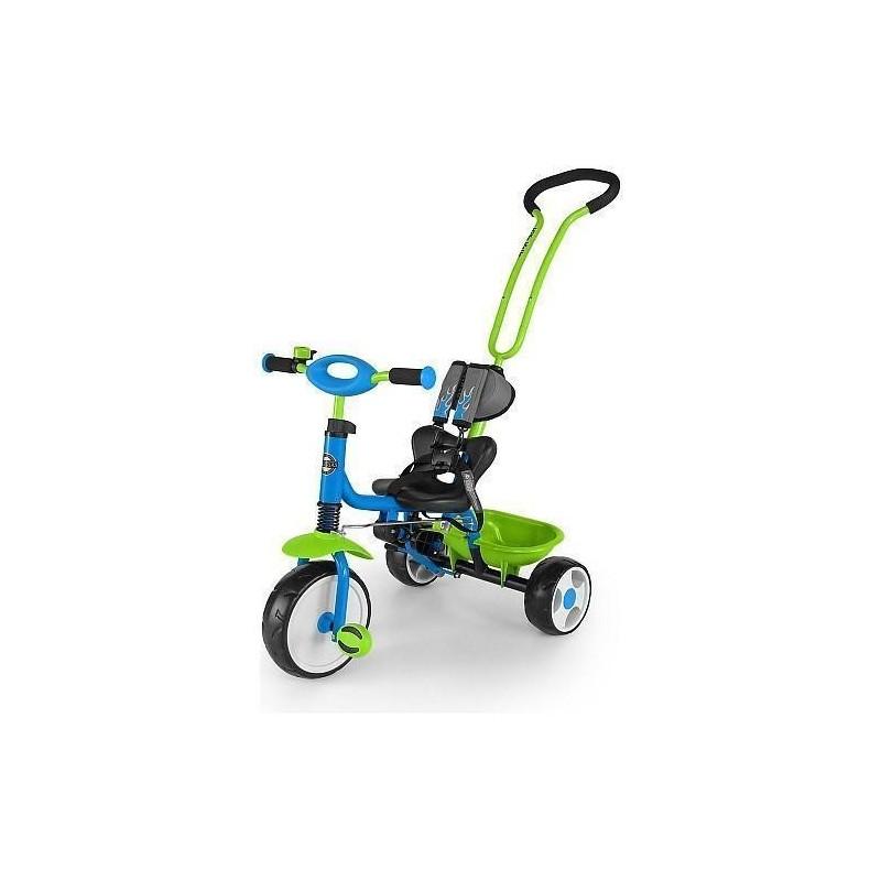 Tricicleta copii Boby Milly Mally