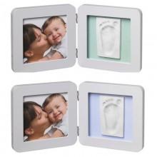 Rama foto amprenta Print frame Baby Art Pastel 17x17 cm