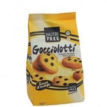 Biscuiti fara gluten cu ciocolata Nutrifree