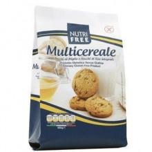 Biscuti fara gluten MULTICEREALE Nutrifree