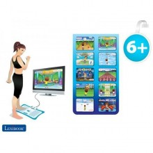 Consola Lexibook TV Fitness JG7100