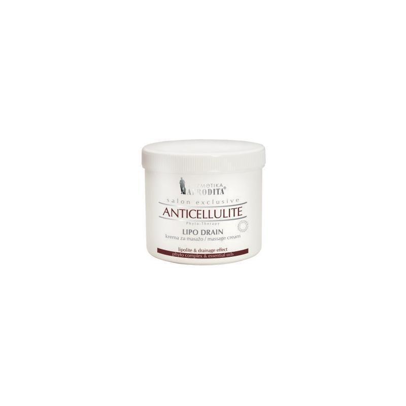 Crema profesionala masaj anticelulitic LIPO-DRAIN