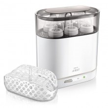 Sterilizator Philips AVENT electric cu abur 4 in 1 SCF286/03