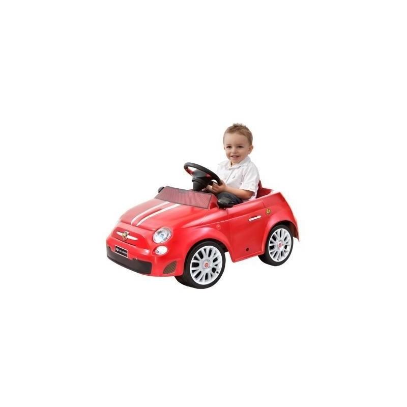 Masinuta electrica Abarth 695 Tributo Ferrari