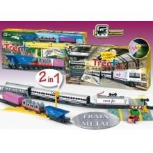 Trenulet electric Renfe Pequetren