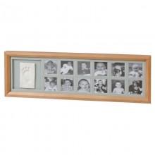 Rama Foto amprenta First Year Print Frame Baby Art