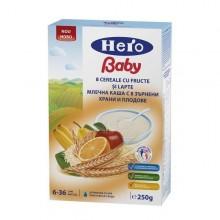 Hero 8 Cereale cu fructe si lapte