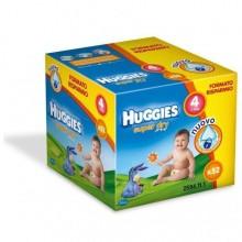 Scutece HUGGIES Nr 4 (7-14kg) 52buc