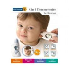 Termometru frunte si ureche 4 in 1 Lanaform