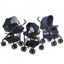 Carucior 3 in 1 Chicco Trio Sprint