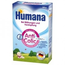 Humana Lapte AntiColic 300g