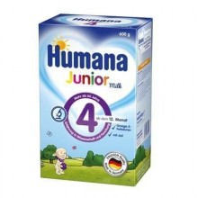 Humana Lapte Junior Milch 4 600gr